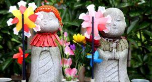 Токио. Храм нерождённых младенцев