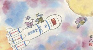 Китай — лидер азиатской лунной гонки