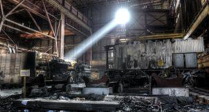 Тяжелый металл. Заброшенные заводы Бельгии