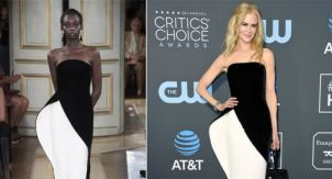 Critics' Choice Awards. Чешуя и чёрно-белое