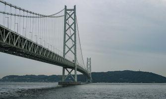 Неизвестный Кобэ. Самый длинный висячий мост в мире