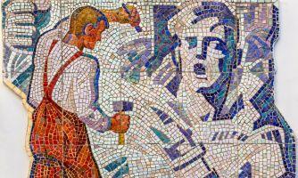 Артефакты вымершего искусства Страны Советов