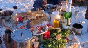 Алкоголь в тундре. Традиции и порок