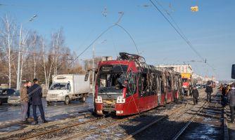 Весна — время горящих трамваев!