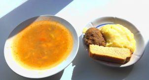 Чем кормят пациентов в обычной городской больнице