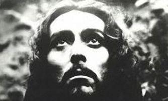 Валерий Леонтьев в роли Христа. Фотопробы