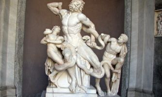 Самая страшная смерть в древнегреческой скульптуре