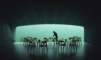 Under. Первый в Европе подводный ресторан