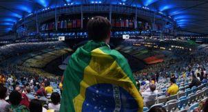 Как я попал на открытие Олимпиады в Рио