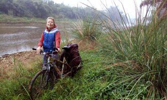 На велосипеде по Китаю