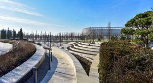 Президент одобрил проект парка в центре Петербурга