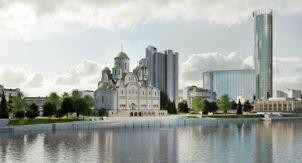 Храм Святой Екатерины. Битва за небоскрёбы