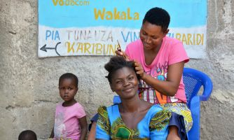 Африка. Сафари и деревенская жизнь