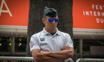 Канны. Кого бережёт французская полиция