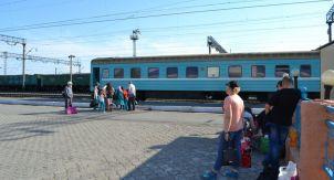 Самое ужасное путешествие на поезде