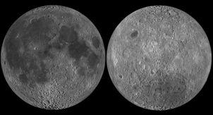 Обратная сторона Луны. Что там происходит?