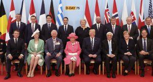 Антигитлеровская коалиция без России