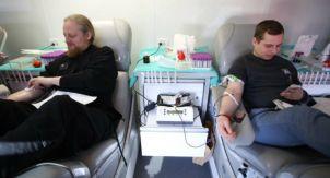 Зачем православный епископ 16 лет подряд сдаёт кровь