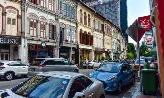 Сингапур против автомобилей. Кто кого?