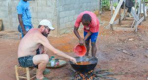 Воскресенье на плантации Мадагаскара
