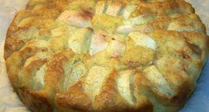 Яблочный пирог. Есть ли польза  от фальсификата?