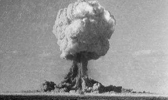 Взрыв, о котором никто не знал