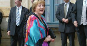 Канцлер Германии в кимоно. Почему все в восхищении?