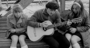 Песни нашего двора. Какой была музыка вашей юности?
