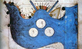 Странная картография арабов