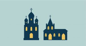 Как происходило разделение церквей