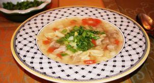 Почему в России любят суп?