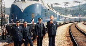 Железнодорожное наследие Югославии