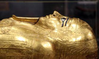 Смерть по правилам египетского искусства