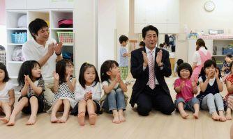 Японский детский сад. Личный опыт