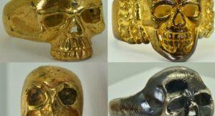 Что означает кольцо с черепом времён Первой мировой?