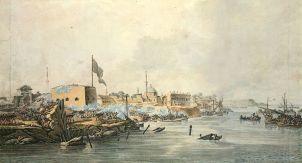 Исторический спор о внешней политике XVIII века