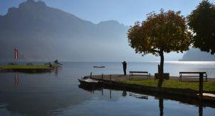 Горные озёра. Австрийские зарисовки