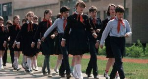 Советские школы. Что там было на самом деле