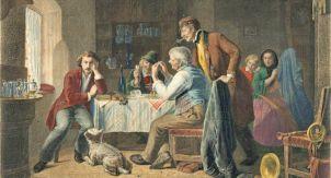 Почему иностранная водка нашим предкам была милее