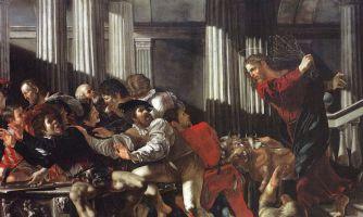 Кого и почему Христос изгнал из храма