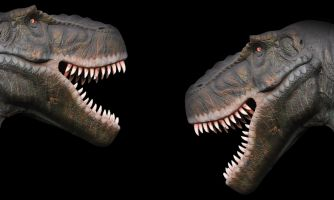 Кто успел поесть динозавров?