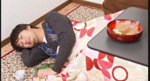 Что японцы делают под столом