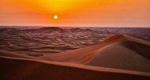 Опустынивание. Как меняется наша планета