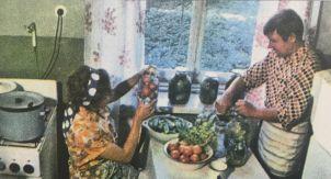 Кругом сплошная духовная пища, а закусить нечем