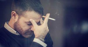 Курение, грусть и антидепрессанты
