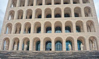 Рим. Фашистская архитектура