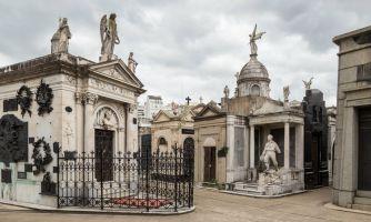 Реколета. Изящный аргентинский город мёртвых