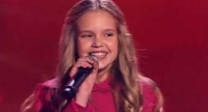 Десятилетняя девочка порвала судей песней «Ленинграда»