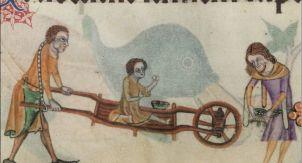 Инвалидность в Средние века. Как это было