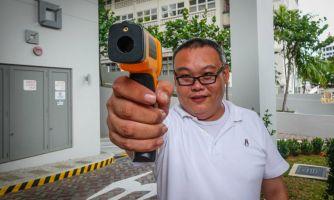 Сингапур против Коронавируса